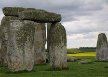 Stonehenge Strong Stock Photography