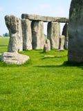 Stonehenge on a Sunny Day Stock Photo