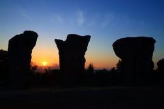 Stonehenge Tajlandia Fotografia Royalty Free