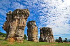 Stonehenge of Thailand Royalty Free Stock Image