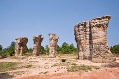stonehenge thailand Arkivfoto