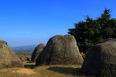 Stonehenge Thailand Royaltyfri Bild