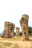 The stonehenge of thailand. Stock Photos