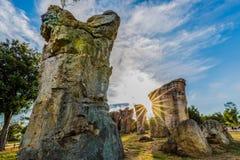 Stonehenge in thailand Stock Photography