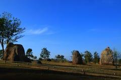 "Stonehenge  Thailand. In  stone  field  ""Mo Hin  Khaw"" of  Chaiyaphum  province, Thailand Royalty Free Stock Photo"