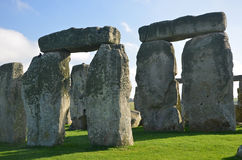 Stonehenge Trilithons royalty free stock photo