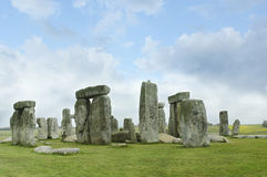 Stonehenge U.K. Picture of Stonehenge found in U.K Royalty Free Stock Photo