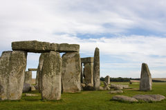 Stonehenge in UK Stock Photos