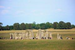 stonehenge uk Royaltyfri Fotografi