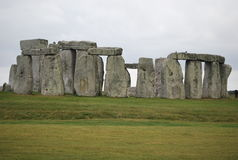 Stonehenge in the UK Royalty Free Stock Photography
