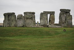 Stonehenge in the UK Stock Image