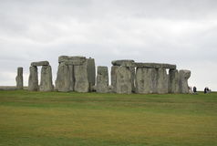Stonehenge in the UK Stock Photo