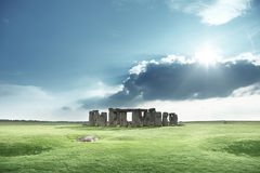 Stonehenge, UK Royalty Free Stock Images