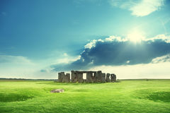 Stonehenge, UK Stock Photography