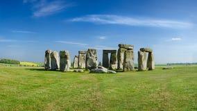 Stonehenge, Salisbury, England. Stonehenge The UNESCO World Heritage Site, Salisbury, Wiltshire, England royalty free stock photos