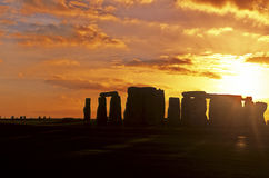 Stonehenge- United Kingdom Stock Photography