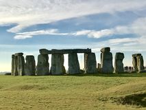 Stonehenge. United Kingdom stock photo