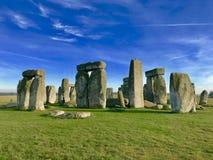 Stonehenge. United Kingdom stock images