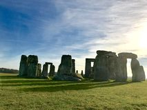Stonehenge. United Kingdom stock image