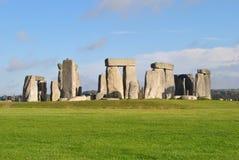 Stonehenge. United Kingdom, Stonehenge, prehistorical art Royalty Free Stock Image