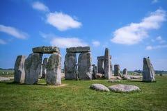 Stonehenge. View at the Stonehenge, England Stock Images