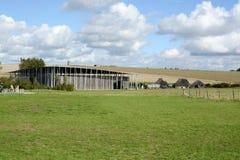 Stonehenge visitor centre, UK Royalty Free Stock Photography