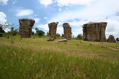 Stonehenge von Thailand Lizenzfreie Stockfotografie