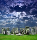 stonehenge wielkiej brytanii Obrazy Stock