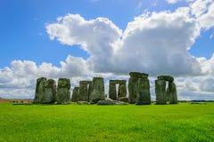 Stonehenge, Wiltshire Lizenzfreies Stockbild
