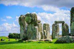 Stonehenge, Wiltshire Lizenzfreie Stockbilder