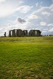 Stonehenge in Wiltshire, England. Stock Photo