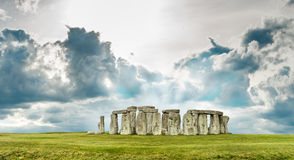 Stonehenge. In Wiltshire, England, UK Stock Images