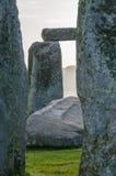 Stonehenge in Wiltshire, England Stock Photos