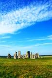 Stonehenge of Wiltshire of Great Britain stock image