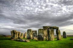 Stonehenge Wiltshire Großbritannien Lizenzfreies Stockfoto