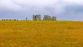 Stonehenge, Wiltshire, Regno Unito, Inghilterra Fotografie Stock