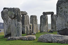 Stonehenge, Wiltshire, UK. Stock Photo