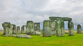 Stonehenge, Wiltshire, United Kingdom, England. Stonehenge is a prehistoric monument in Wiltshire, England, 2 miles stock photos