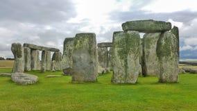 Stonehenge, Wiltshire, United Kingdom, England. Stonehenge, WiltshiStonehenge is a prehistoric monument in Wiltshire, England, 2 miles 3 km west of Amesbury. It royalty free stock photos