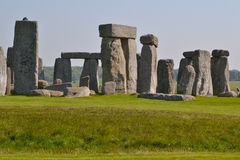 Stonehenge World Heritage Site Royalty Free Stock Image