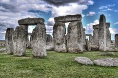 Stonehenge. Stock Photos