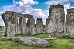Stonehenge. Royalty Free Stock Image
