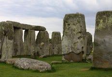 stonehengestryka Royaltyfria Bilder
