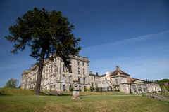 Stoneleigh Abbey Royalty Free Stock Images