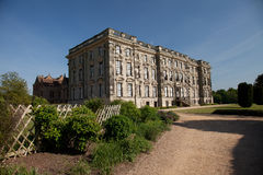 Stoneleigh Abbey Royalty Free Stock Photos