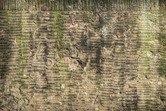Stonemason Marks. Stonemason's marks on old, weathered sandstone Stock Photography