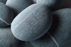 Stones-1 Fluvial Fotos de Stock Royalty Free