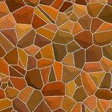 Stones. An illustration of stone's texture Stock Images