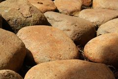 Stones Royalty Free Stock Photography