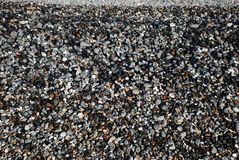 Stones. A stone beach on the dune of Helgoland Royalty Free Stock Photo